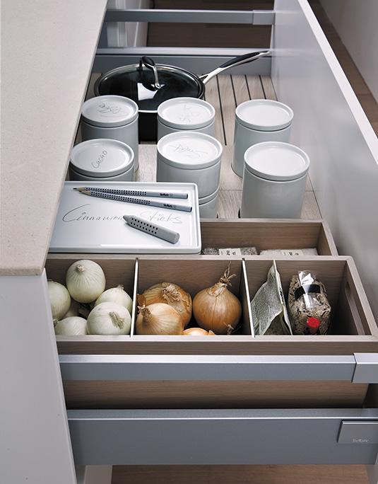 Deep Drawer Storage